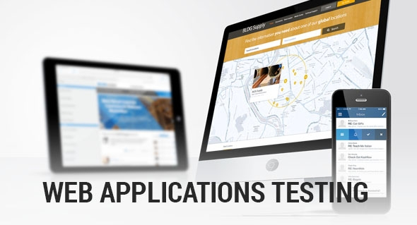 Web applications testing